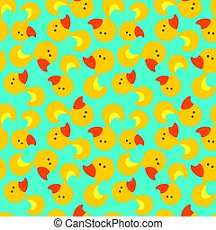 Seamless pattern - illustration Seamless pattern with...
