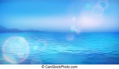 Sea Vector Background
