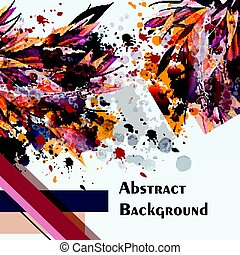 Abstract business report brochure flyer design template vector cover presentation abstract style.eps