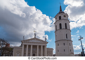 Cathedral Basilica Of St. Stanislaus And St. Vladislav With...