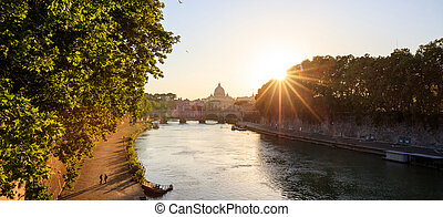 Saint Peters Basilica - Vatican - Rome, Italy - Saint Peters...