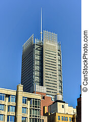 Midtown Manhattan Skyscrapers - Skyscrapers in the Midtown...