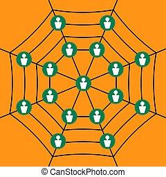 Scheme networking
