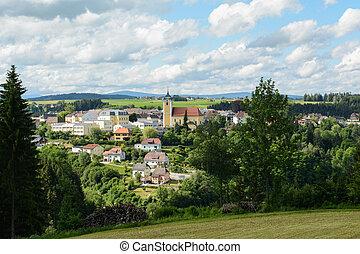 rural  community Neufelden - Austria