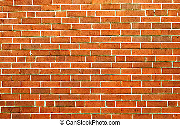 Brick wall to be used as background