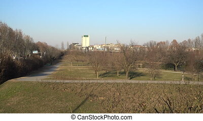 Parco Nord in Sesto San Giovanni - Parco Nord, a park in the...