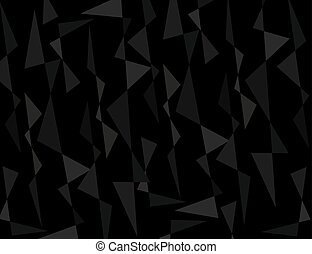 Grey and Black Geometric Technology Background for Your Design