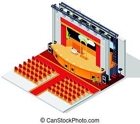 Theatre Interior Concept
