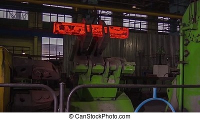 Manufacture of rails for trains and freight wagon, boxcars....