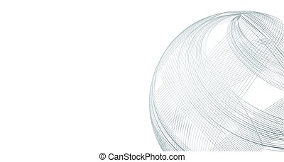 This is an abstract vector illustration CG background.