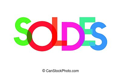 soldes managemant full color background