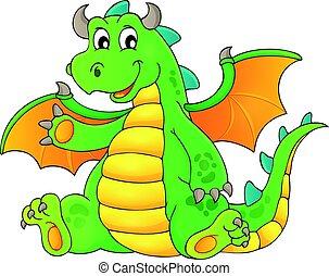Happy dragon topic image 1