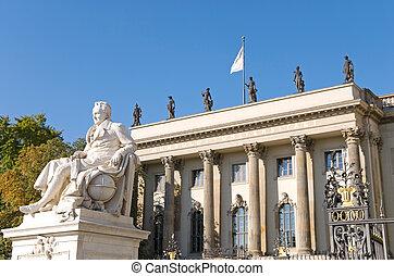 berlin university - berlin alexander von humboldt universtiy