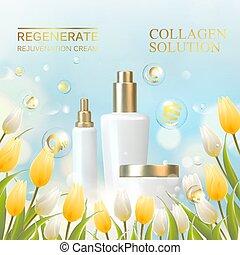Collagen regenerate cream. - Collagen regenerate cream...