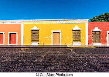 Colorful Campeche, Mexico