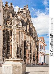 Iglesia de la Merced in Granada, Nicaragua - Iglesia de la...