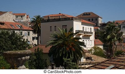Herceg Novi is a new city, Montenegro, Adriatic