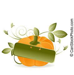 Vector illustration - Thanksgiving Concept Illustration...