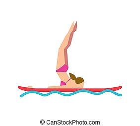 paddleboard vector clip art royalty free 28 paddleboard