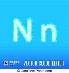 Cloud Letter