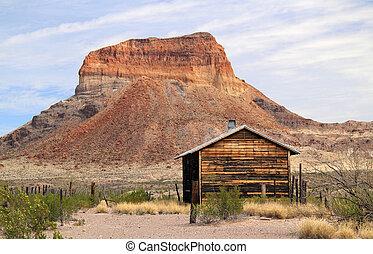 Costolon Historic Buildings - Southwest, Big Bend National...