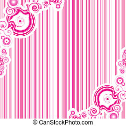 pink background - pink line background