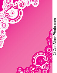 pink background - abstract pink background