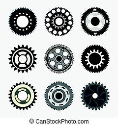 Complex Gear set