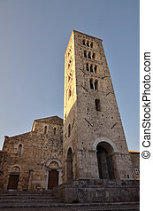 Italian destination, Anagni, Lazio region - Anagni, little...
