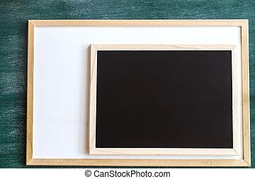 whiteboard blackboard chalkboard