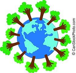 reduce global warming.