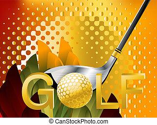 Golf Sport