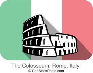 Colosseum, Landmark of the world series