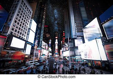 Times Square Manhattan New York
