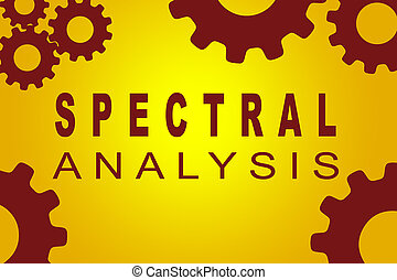 spectral, concepto, análisis