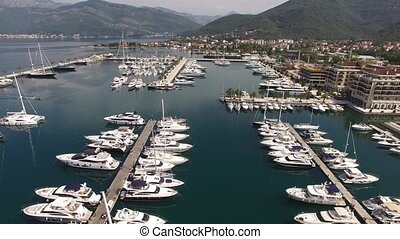 World's best marine for super yachts boats . Porto...