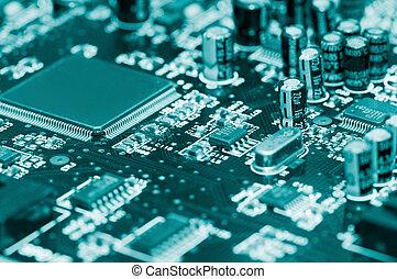 electronic circuit - electronic circuit...