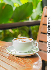 Tienda,  Mocca, café
