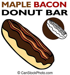 Maple Bacon Bar