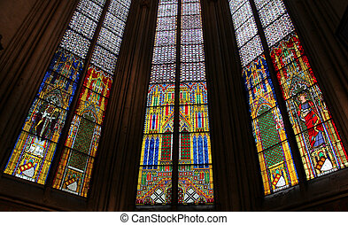 Cologne cathedral - Christian art - Cologne cathedral...