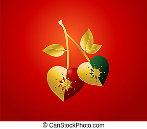 Love Concept - Valentine Illustration, perfect concept for...