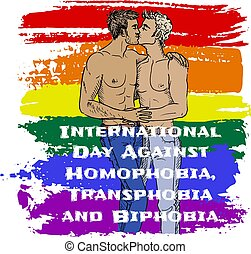 homophobia, transphobia and biphobia - Intenational day...