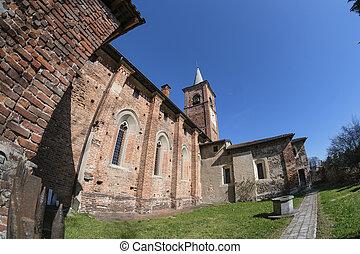 Castiglione Olona (Varese, Italy): Collegiata - Castiglione...