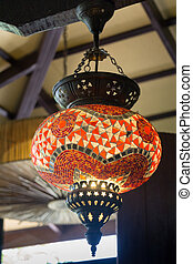 Interior Decorating Hanging Lantern Lamps