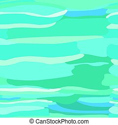 Abstract water seamless pattern