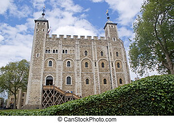 White Tower, London - White Tower at Tower of London