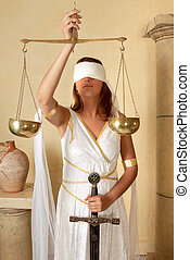 Scales Zodiac woman - Libra or Scales, this photo is part of...