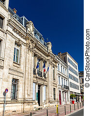 Historic buildings in Angouleme, France - Historic buildings...