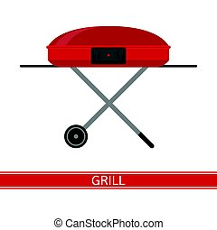 Barbeque Grill Icon