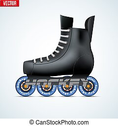 Vector Inline skating - Original Inline skates for Roller...
